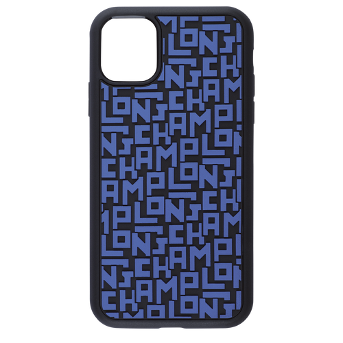 Iphone 11 case, Black/Navy - View 1 of 2 -