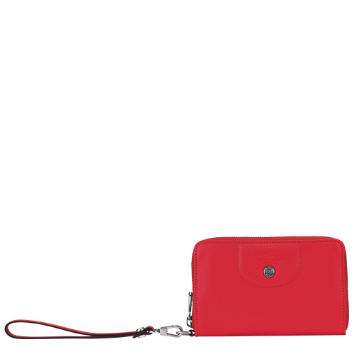 Compact wallet, Red, hi-res - View 1 of 2