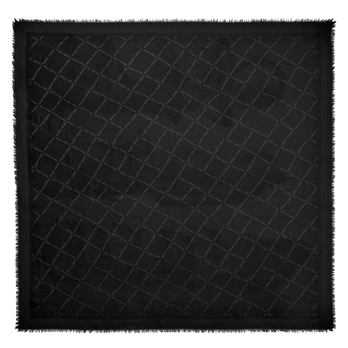 Ladies' stole, Black/Ebony - View 1 of  1 - zoom in