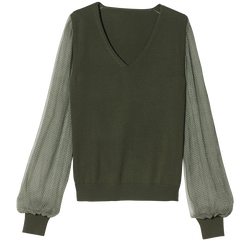 Top, 292 Khaki, hi-res