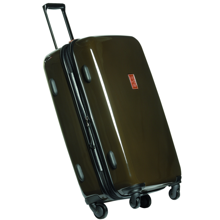 Koffer, Bruin - Weergave 2 van  3 - Meer inzoomen.