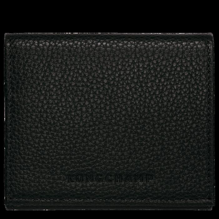 Porte-monnaie, Noir - Vue 1 de 3 - agrandir le zoom