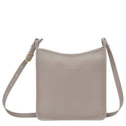 Zipped crossbody bag L