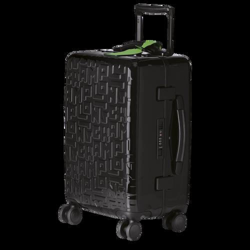 Handgepäck-Koffer, Schwarz - Ansicht 2 von 3.0 -