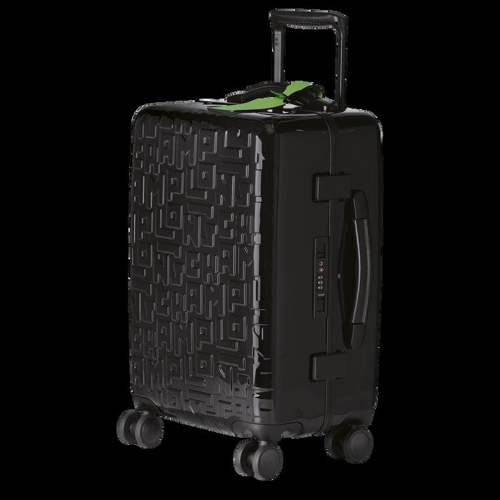 Handgepäck-Koffer, Schwarz - Ansicht 2 von 3.0 - Zoom vergrößern
