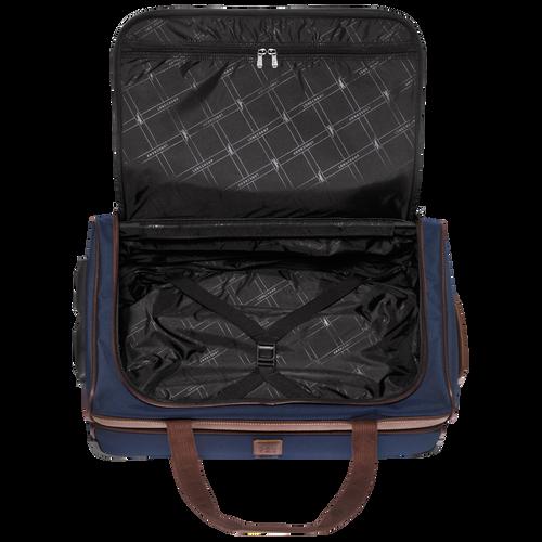 Wheeled duffle bag, Blue - View 3 of  3 -
