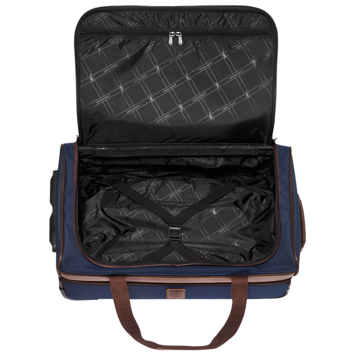 Wheeled duffle bag, Blue - View 3 of  3 - zoom in