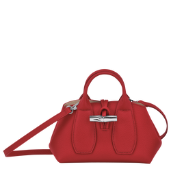 Top handle bag S, Red, hi-res