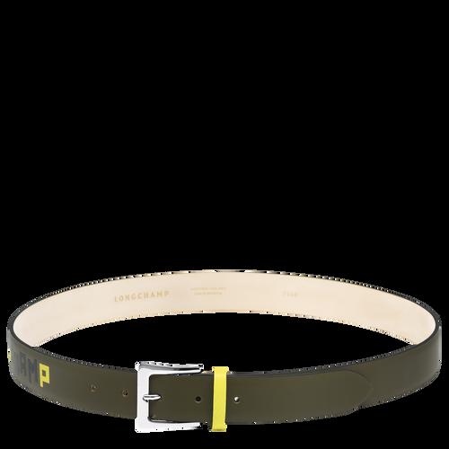 Women's belt, Khaki, hi-res - View 1 of 1