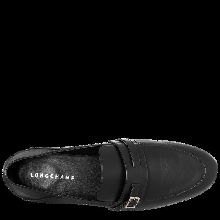 Loafer, Schwarz - Ansicht 3 von 3 - Zoom vergrößern