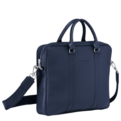 Briefcase XS, Navy - View 2 of  3 -