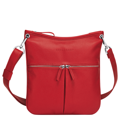 View 1 of Crossbody bag, 517 Red Orange, hi-res