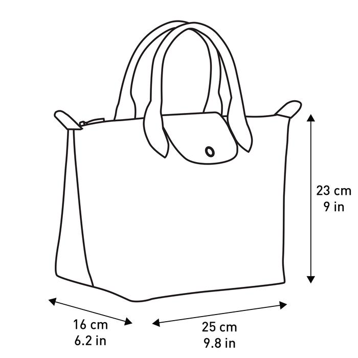 手提包, 黑色, hi-res - 4 的視圖 4