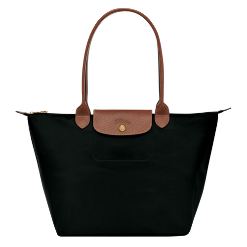 Shoulder bag L, Black - View 1 of  4 -