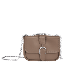 Shoulder Bag XS, 015 Taupe, hi-res