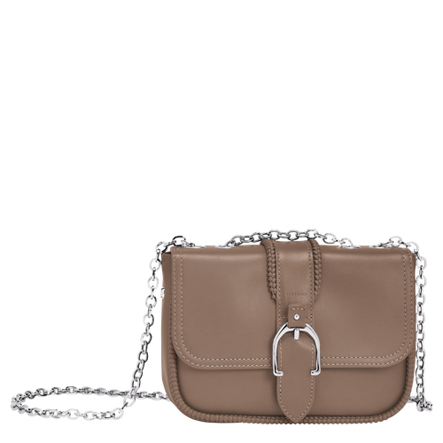 Schultertasche XS, 015 Taupe, hi-res