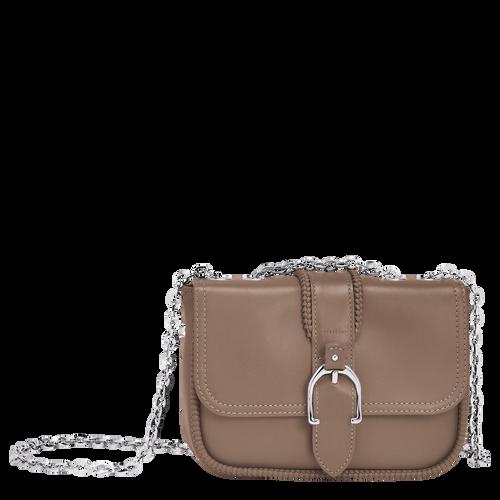 Shoulder Bag XS, 015 Taupe, hi-res