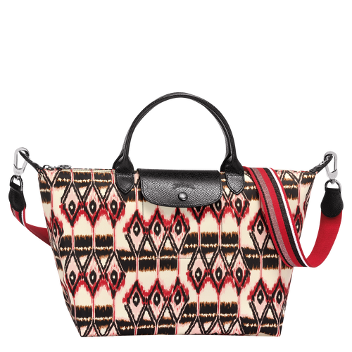 Ikat Top-Handle M, 238 Ivory, hi-res