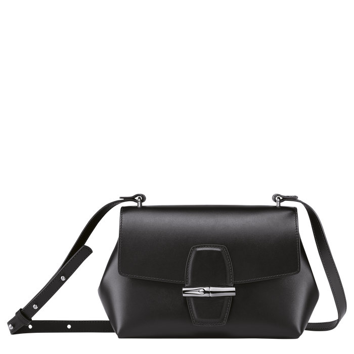 Crossbody bag, Black/Ebony - View 1 of  4 - zoom in