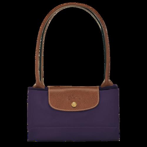 Le Pliage Original Shoulder bag L, Bilberry