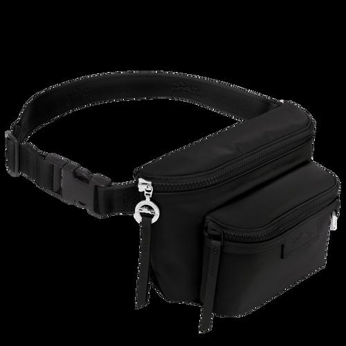 Belt bag M, Black/Ebony - View 2 of 3 -