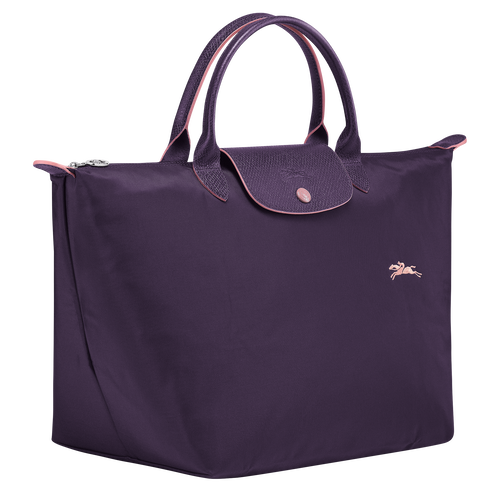 Top handle bag M, Bilberry - View 2 of  5 -