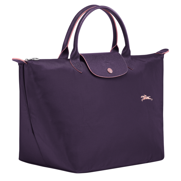 Top handle bag M, Bilberry - View 2 of  5 - zoom in