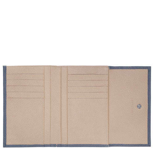 Compact wallet, Pilot Blue - View 2 of  2 -