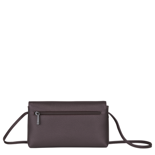 Pouch, Aubergine - View 3 of 3 -