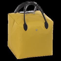 Top-handle bag M, E54 Yellow/Black, hi-res