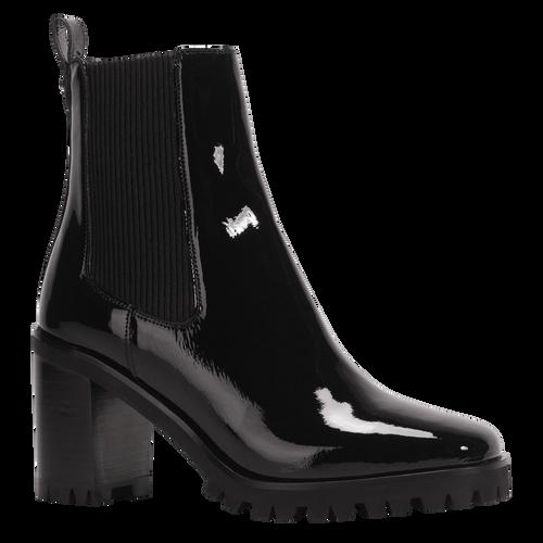 Vue 2 de Boots, Noir, hi-res