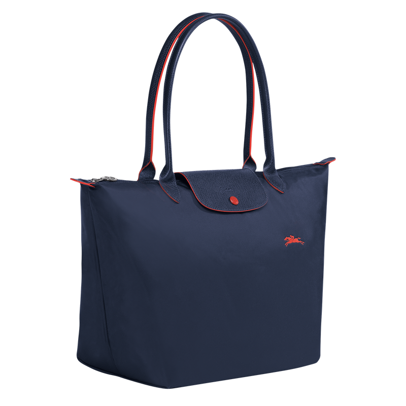 Shoulder bag L, Navy - View 2 of  6 - zoom in