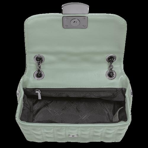 Brioche Crossbody bag S, Jade