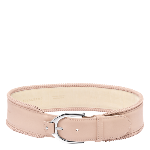 Women's belt, 507 Powder Pink, hi-res