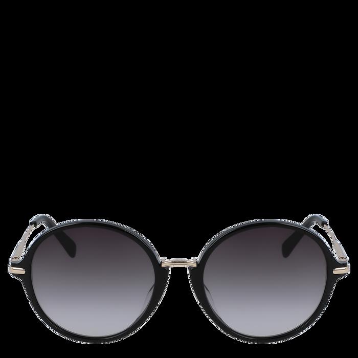 Collection Automne-Hiver 2020 Lunettes de soleil, Noir