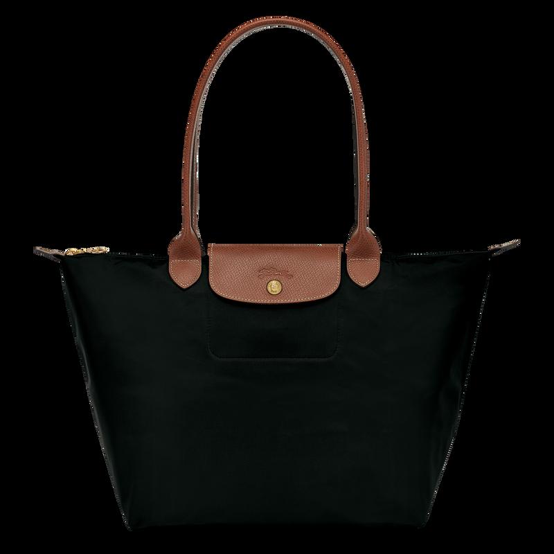 Shoulder bag L, Black - View 1 of  5 - zoom in
