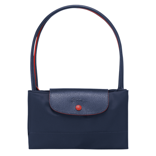 Shoulder bag L, Navy - View 4 of  5 -