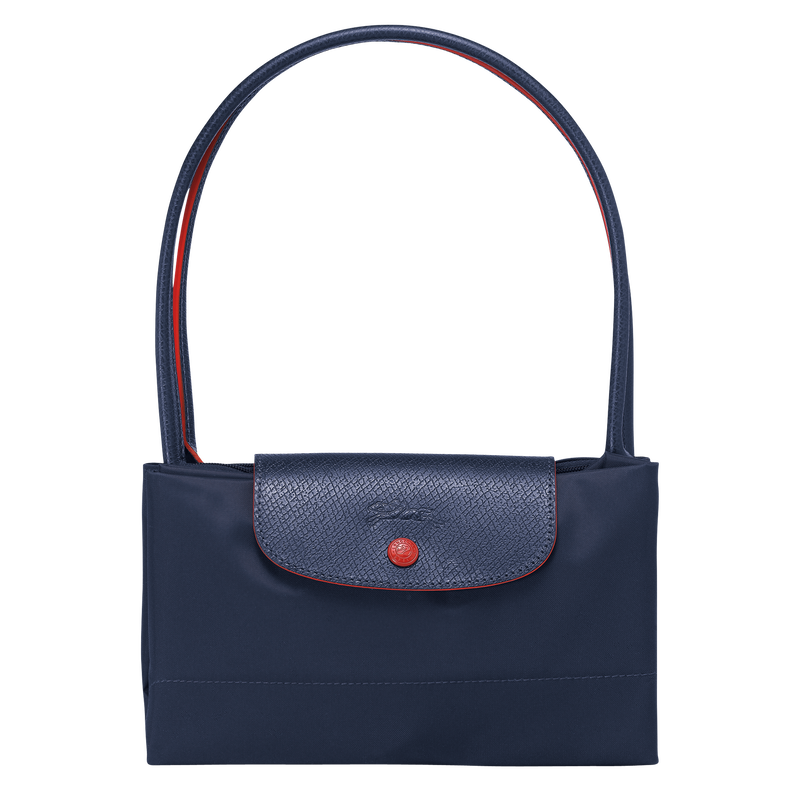 Shoulder bag L, Navy - View 4 of  5 - zoom in