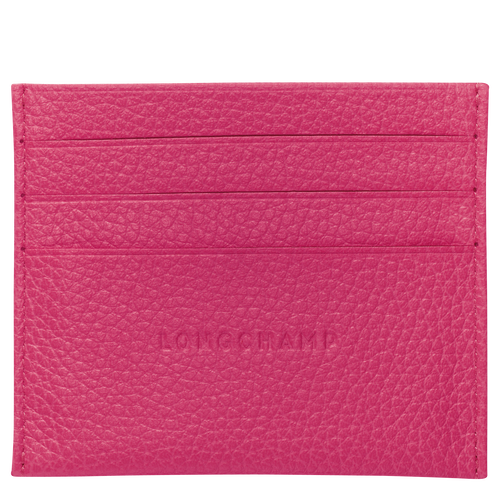 Card holder, Pink/Silver - View 1 of 2 -