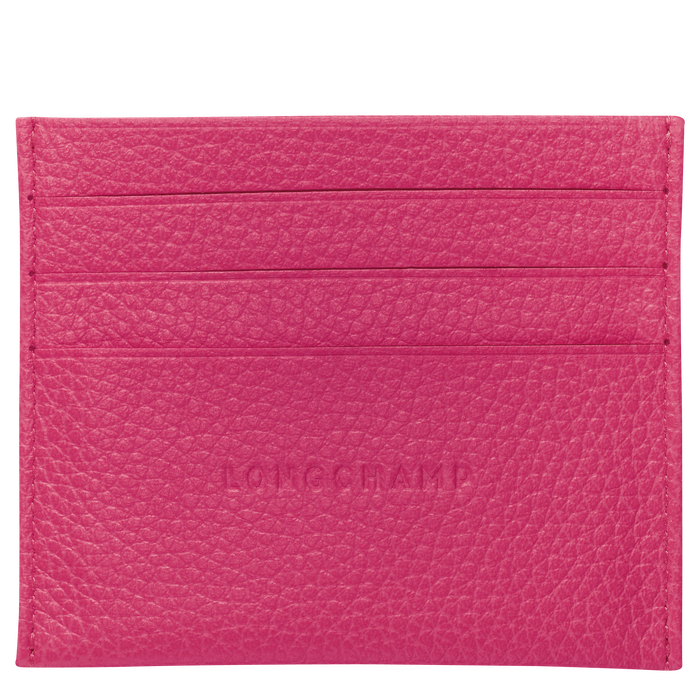 Card holder, Pink/Silver - View 1 of 2 - zoom in