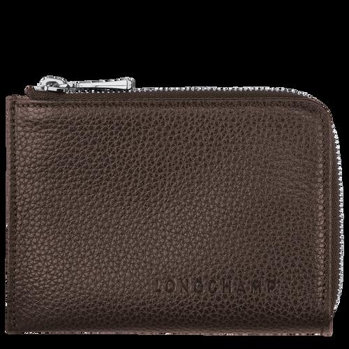 2-in-1 Wallet, Mocha - View 1 of 2 -