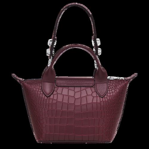 Mini top-handle bag, Brandy, hi-res - View 3 of 3