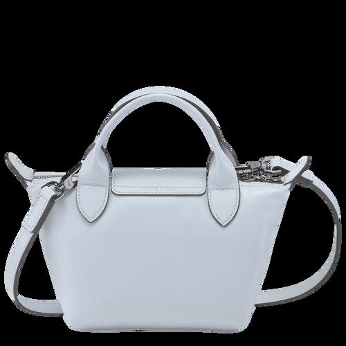 Top handle bag XS, Sky Blue - View 3 of  5 -