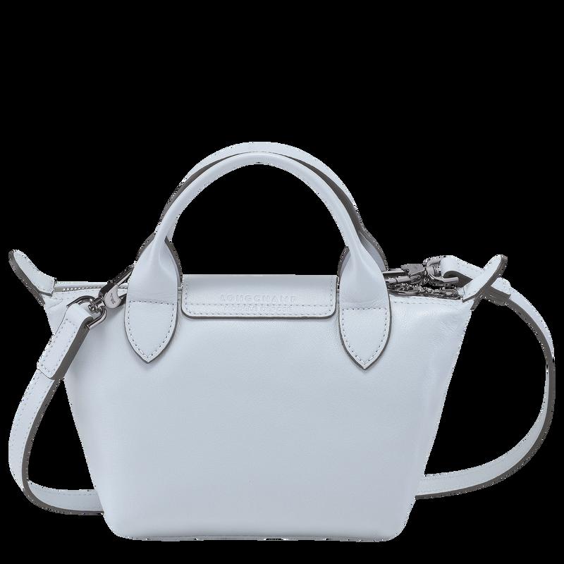 Top handle bag XS, Sky Blue - View 3 of  5 - zoom in