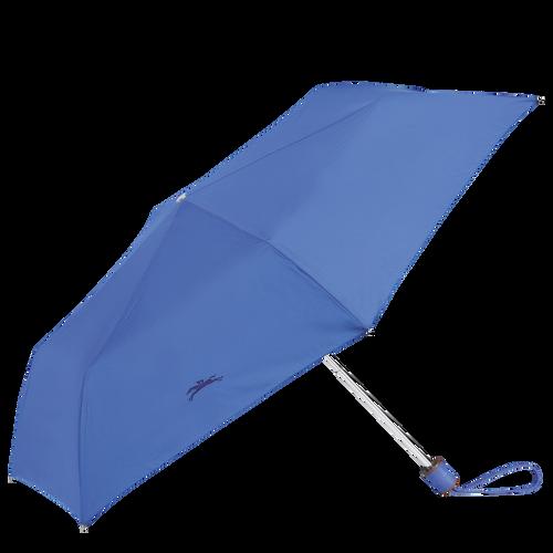 Parapluie homme Ombrello retrattile, Blu