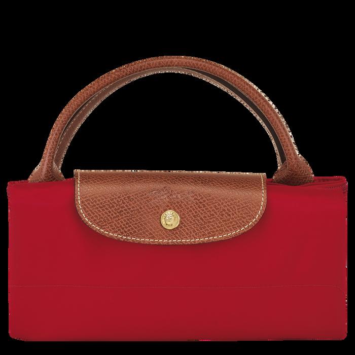 Reisetasche L, Rot - Ansicht 4 von 6 - Zoom vergrößern