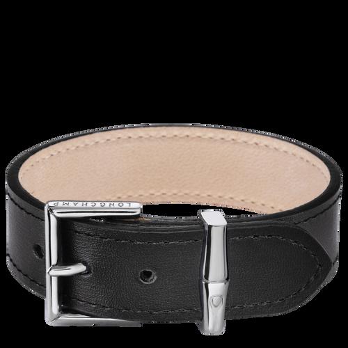 Roseau Armband, Zwart