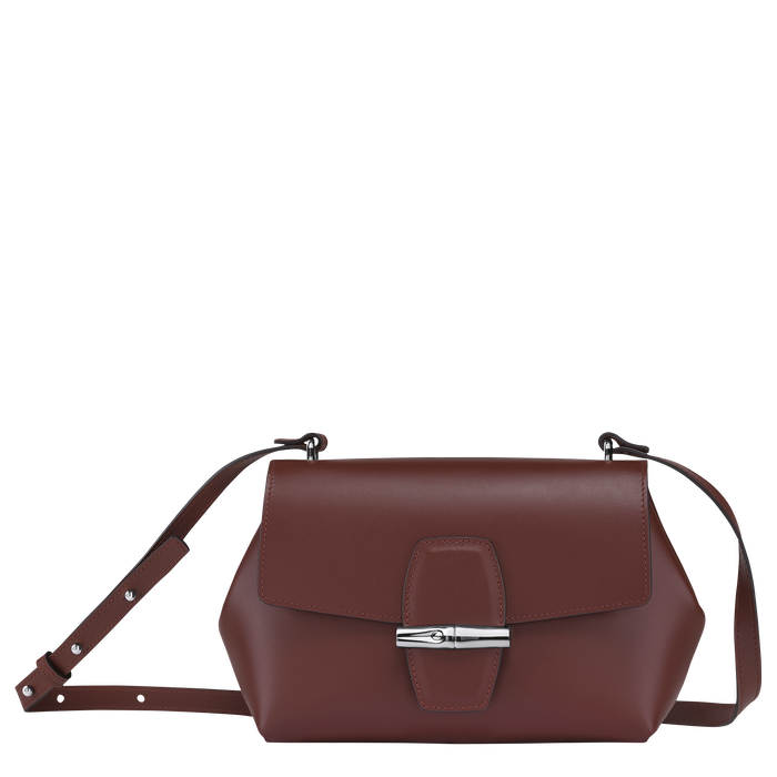 Crossbody bag, Mahogany - View 1 of  4 - zoom in