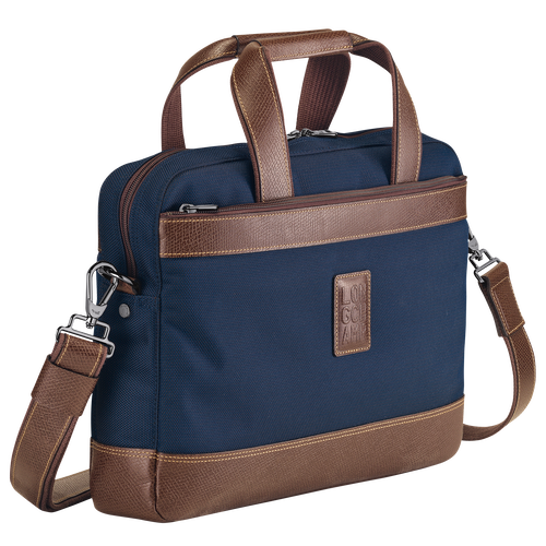 Briefcase S, Blue - View 2 of  3 -