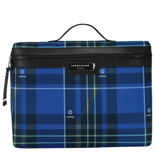 Briefcase S, Blue - View 1 of  3 -